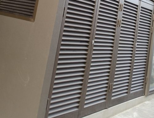 Vue Apartments City ADELAIDE SA | LV95 2- stage  GAS | TRANSFORMER WALL AIR GRILLES & GATES