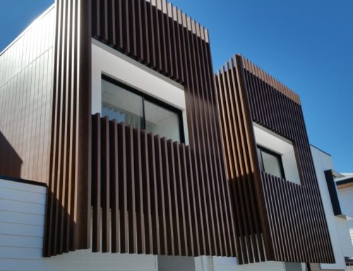ALUM WOOD LOOK CLADDING